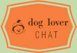 Dog Lover Chat Logo
